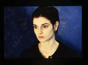 Sinead O'Connor Breathtaking Glamour Publicity Pose Original 35mm Transparency