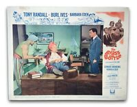 """The Brass Bottle"" Original 11x14 Authentic Lobby Card Poster Photo 1964"
