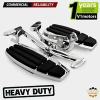 Chrome Motorcycle Driver Floorboard Foot Peg for Honda Goldwing GL1800 2001-2017