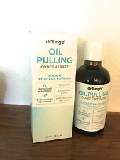 Dr Tung's Oil Pulling Concentrate 1.7 fl oz