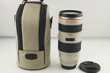 Canon EF 70-200mm 1:2.8 L USM Canon Mount # 5443