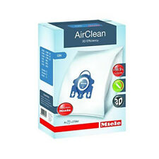 Miele Vacuum Bags GN AirClean/HyClean 3D Efficiency x 1 PACK Genuine 9917730