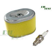 Luftfilter + Zündkerze für Lumag Rüttelplatte RP-1100 PRO mit Loncin Motor