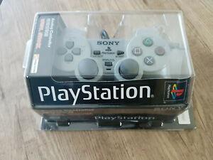 Manette SONY Dualshock playstation 1  PS1 PSX psone en boite SCPH-1200