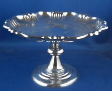 Schale Etagere Chinese Export Silver Feng Xiang Shanghai 925er Sterling Silber