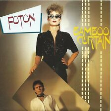 "Foton - Bamboo Curtain / The Game We Play (7"" Vinyl-Single Germany 1983)"