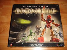 LEGO 31390 Bionicle Quest for Makuta Adventure Game with Instructions