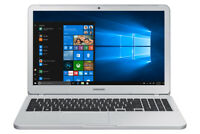 "Samsung NP550XTA-K01US Notebook 15.6"" FHD Ryzen 5 2500U 2GHz 8GB RAM 1TB HDD"