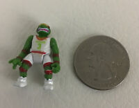 Teenage Mutant Ninja Turtles Raph #3 Micro Mutants Basketball Figure Vintage 90s