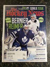 The Hockey News November 4, 2013 Vol 67, No 08