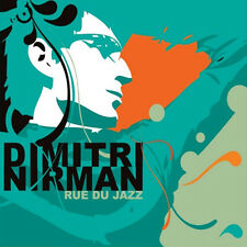 DIMITRI NIRMAN - RUE DU JAZZ (CD DIGIPACK NEUF)