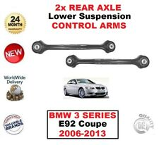 2x REAR AXLE LEFT+RIGHT Lower CONTROL ARMS for BMW 3 SERIES E92 Coupe 2006-2013