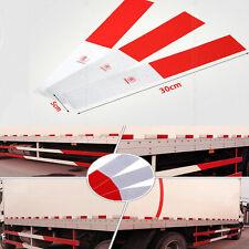 Bande Adhésive X 4 réfléchissante Autocollante pour Camion Remorque fourgon