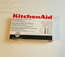 KitchenAid FVSP Fruit & Vegetable Strainer Parts Attachment - New in Box