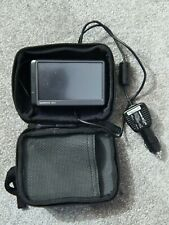 BUNDLE  Garmin Nuvi 255w GPS Satellite Navigation System -COMPLETE WITH CASE