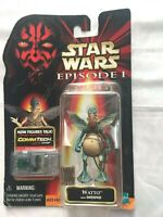 1998 STAR WARS WATTO Ep.1 TPM Comm Tech Action Figure