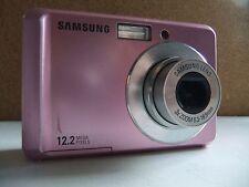 samsung es19 digital camera /pink.