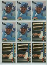 Ken Griffey Jr. 9 Card Lot C !!!!