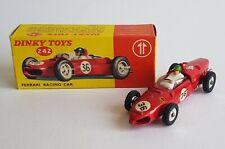 Rare Dinky Toys No. 242, Ferrari Racing Car, - Superb Mint Condition