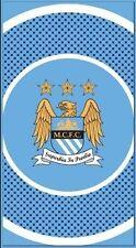 Manchester City Bullseye Beach Towel