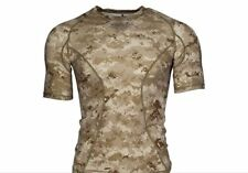 Emerson Camo Skin Tight Base Layer Tactical Duty Shirts AOR1 EM8605R1 (size: L)