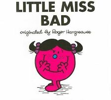 Little Miss Bad (mr. Men And Little Miss): By Roger Hargreaves