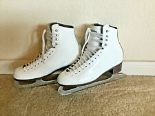 Riedell Figure Skates Size 7 with Quest Onyx Blades