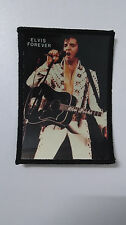 Elvis Presley rock n roll artist Sew On PHOTO patch music 7
