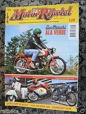 HMR-125,AERMACCHI ALE VERDE,CAPRI SCOOTERS,MAGNEET 1956,LUNDIN,HULSMANN 200,ZUND