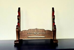 Katana Ständer,  Superb Katana-Kake (Sword Rack) Japanese Iai-do, Aikido, Neu