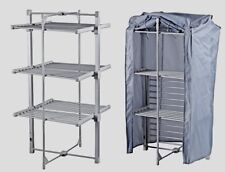 NEW  3-Tier Heated Tower Airer Economic & Free Cover Pack 330 W