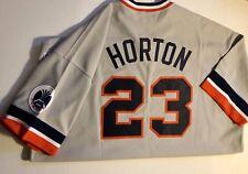 Willie Horton Detroit Tigers #23 1976 Jersey Mitchell & Ness SIZE 56