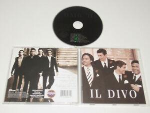 Il Divo – / Syco Music – Ck 93963 CD Álbum
