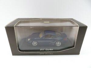 Minichamps 1:43 Porsche 911 turbo OVP #3646