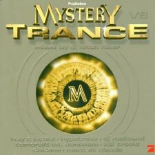 DJ Hitch Hiker Mystery trance 8 (mix, 2000) [2 CD]