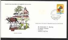 INDONESIA FIRST DAY COVER STAMPS OF ALL COUNTRIES 1978 - LIMITED EDITION