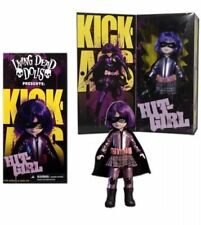 LIVING Dead Dolls Kick Ass Hit-Girl 10-Inch Bambola Mezco Toyz-no le spese di importazione