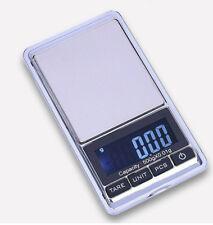 Portable 500g x 0.01g Mini Digital Scale Jewelry Pocket Balance Weight Gram LCD
