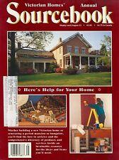 VICTORIAN HOMES SOURCEBOOK 1992 A-1-3