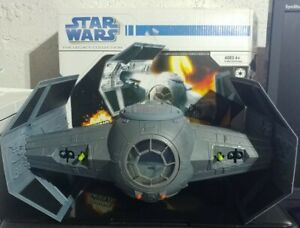 Star Wars The Legacy Collection Darth Vader's TIE Advanced x1 Starfighter