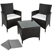 Tavoli E Sedie In Rattan Prezzi.Rattan A Set Di Tavoli E Sedie Da Esterno Acquisti Online Su Ebay