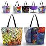 NEW Women's Soft Large Capacity Handbag Eco Reusable Shoulder Bag Shopping Tote