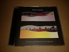 EDITORS * IN THIS LIGHT AND ON THIS EVENING * CD ALBUM EXCELLENT 2009 KWCD43