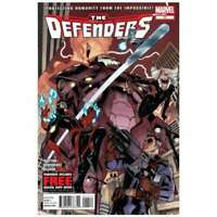 Defenders (2012 series) #11 in Near Mint condition. Marvel comics [*eo]