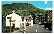 Postcard Yewdale Road Coniston Cumbria