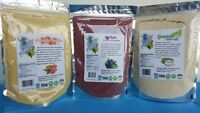 ACAI POWDER ACEROLA CAMU-CAMU GRAVIOLA GUARANA Freeze Dried PARADISE POWDER
