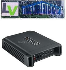 HCP 2 Hertz Amplificatore 2 Canali Stereo Mono 400 Watt 200 RMS Compact Power