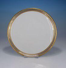 """Hutschenreuther """"Olivia 63 platin/gold"""" Teller 19,5 cm."""