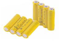 Lot AA Rechargeable Batteries NiCd Ni/Cd 600mAh 1.2v Garden Solar Ni-Cd Light US