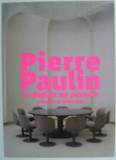 PIERRE PAULIN  - Carton d invitation - 2008